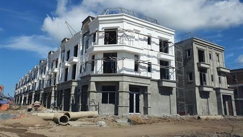 Xây 225 căn nhà không phép, Trần Anh Group bị xử phạt