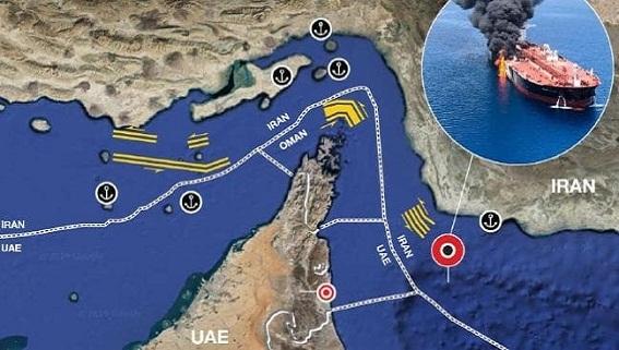 Iran: Để xuất khẩu dầu, tàu ma cũng là hợp pháp