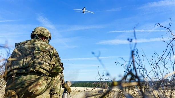 Mỹ trang bị UAV cầm tay diệt mục tiêu khuất tầm nhìn