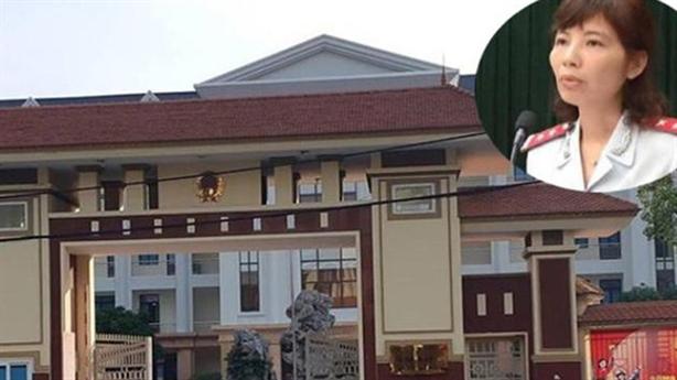 Báo cáo Quốc hội việc thanh tra vòi tiền ở Vĩnh Phúc