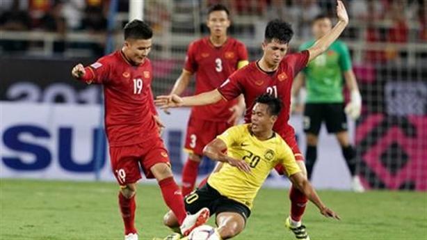 Malaysia tiết lộ chiêu thức mong hạ tuyển Việt Nam