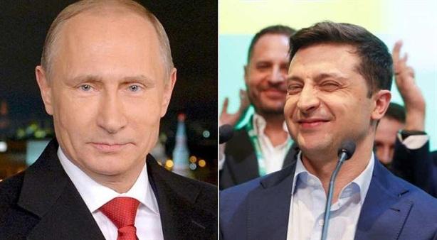 Kiev giải thích về 'công thức Putin': Vẫn làm theo ý Nga