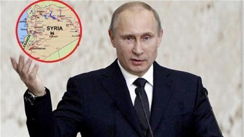 Để Thổ đánh người Kurd-Syria, Mỹ giăng bẫy Nga thất bại