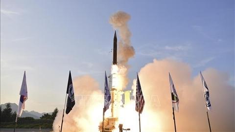 Israel phát triển hệ thống phòng không đủ sức 'đánh bại Iran'