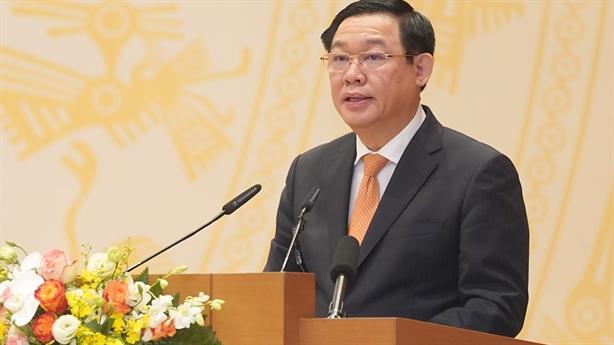 Phó Thủ tướng Vương Đình Huệ: Có sai phạm trong CPH
