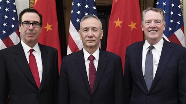Trước đàm phán, Mỹ gây áp lực tối đa với Trung Quốc