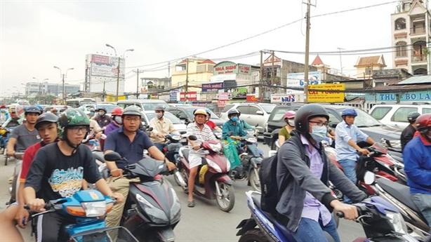 Bất động sản phía Nam Sài Gòn bị vạ lây