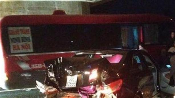 Tai nạn hé lộ vụ sát hại bạn gái: Lời khai sốc
