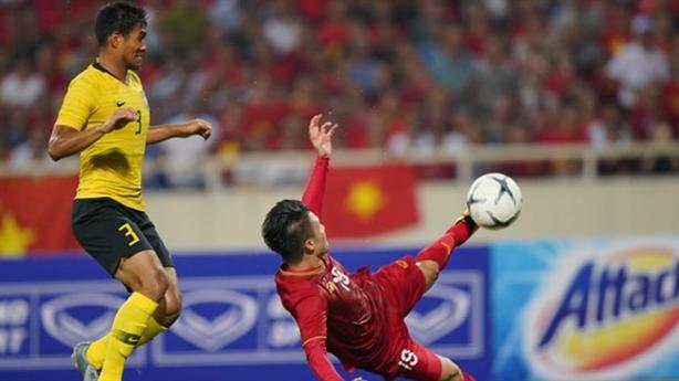 Tuyển Việt Nam thắng Malaysia: Cảm xúc châu Á