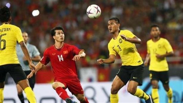 Tử huyệt của Malaysia trước trận đấu với Việt Nam