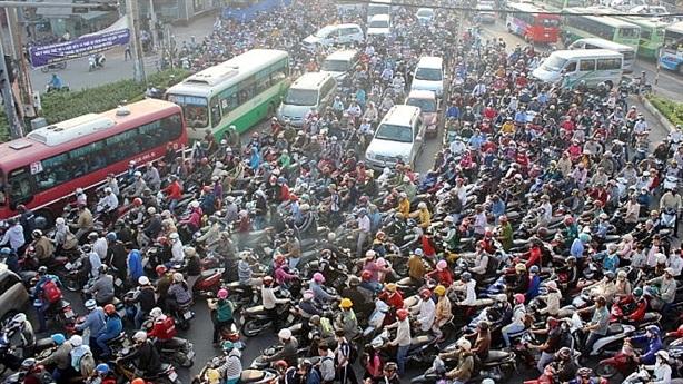 TP.HCM muốn kiểm soát khí thải xe máy: Lý thuyết suông?