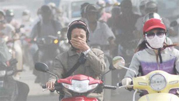 Báo cáo số liệu ô nhiễm từ 2005: Phản ứng chính thức