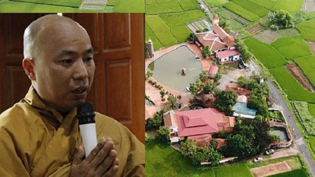 Nhân vụ sư Toàn, kiểm toán quỹ chùa: