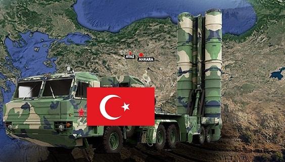 Thổ mua S-400 Nga: Không muốn xin xỏ PAC-3 NATO bảo vệ
