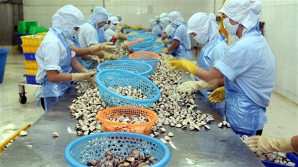 Thêm 3 loại thủy sản Việt Nam được nhập vào Trung Quốc