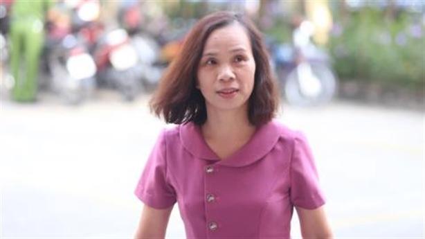 Xử gian lận điểm Hà Giang: Bị cáo tinh thần tốt