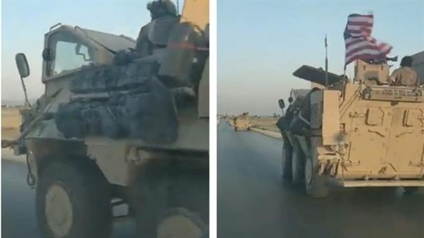 Đặc nhiệm Mỹ xuất hiện tại Đông Bắc Syria?