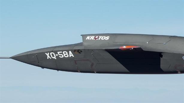 Báo Nga: Tiêm kích F-35 đã bắn nhầm XQ-58A
