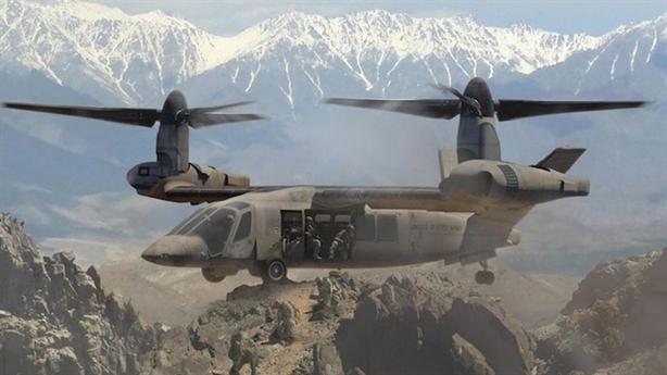 Nhà sản xuất Mỹ gây sốt với máy bay V-280