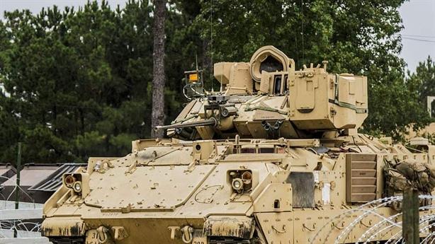 Mỹ hiện đại hóa xe bọc thép M2 Bradley