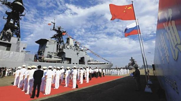 Bản chất hợp tác quân sự Nga- Trung Quốc