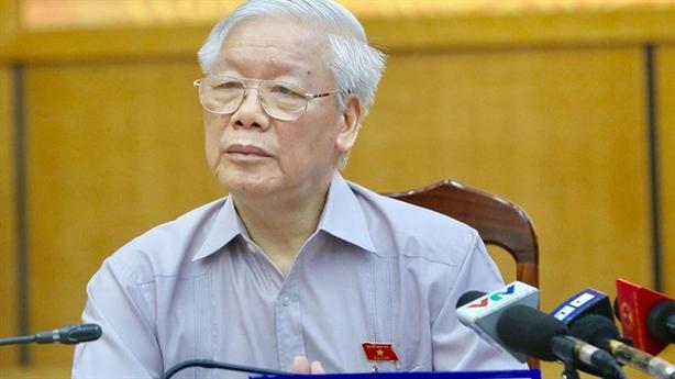 Tổng Bí thư Nguyễn Phú Trọng nói về vấn đề Biển Đông