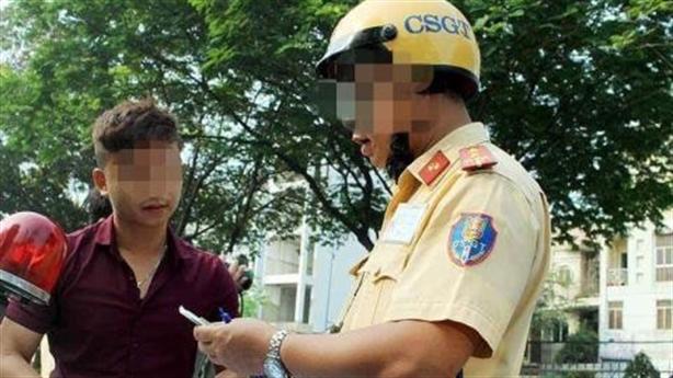 CSGT bồi thường 30 triệu vì phạt sai: Không ai hoàn thiện...