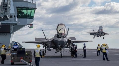 Mỹ giận sôi vì Hải quân Anh 'chỉnh kèo' F-35B