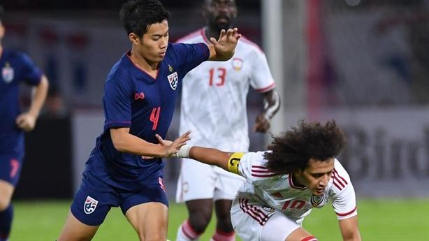 Đối thủ tuyển Việt Nam: Thái Lan đáng ngại hơn UAE