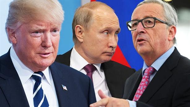 Mỹ trừng phạt vẫn tăng giao thương với Nga: EU nên học