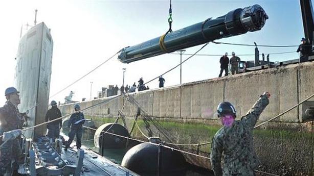 Ngư lôi đảm bảo ưu thế tuyệt đối của Mỹ trước Nga
