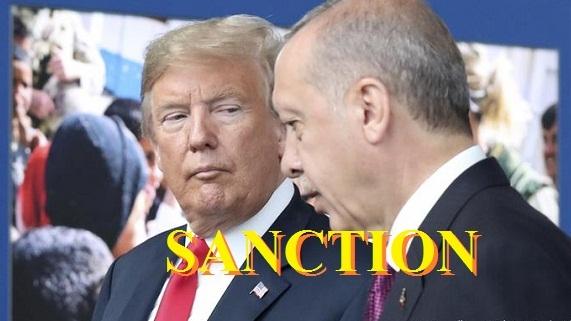Mỹ giáng đòn nặng, ông Erdogan quyết không đổi ý