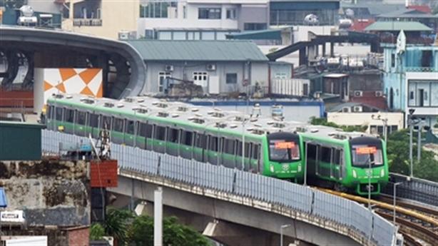 Đường sắt Cát Linh - Hà Đông biết lạc hậu vẫn làm?
