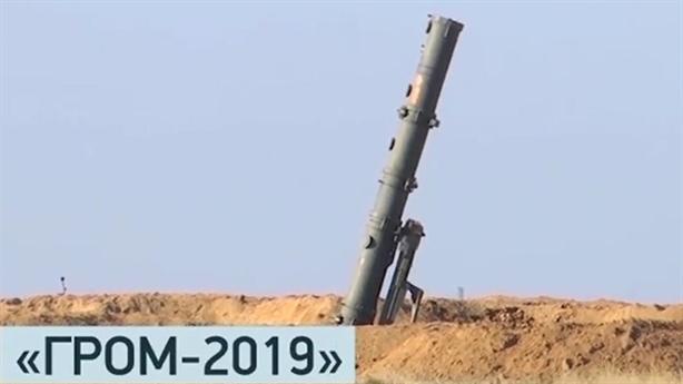 Nga công bố cảnh phóng tên lửa 9M729 tại GROM 2019?