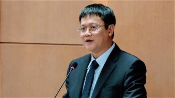 Lễ viếng Thứ trưởng Bộ GD&ĐT Lê Hải An