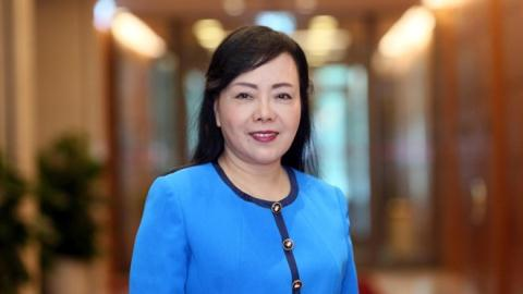 Miễn nhiệm Bộ trưởng Y tế: Bà Tiến đến tuổi hưu