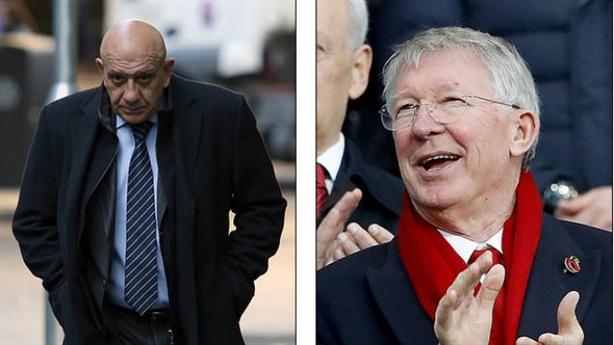 Sir Alex bị tố nhận hối lộ để dàn xếp trận MU-Juventus