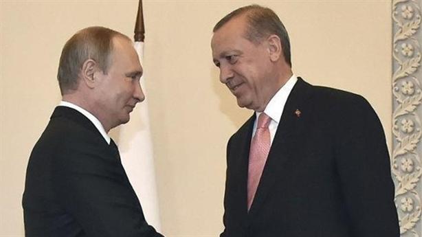 Erdogan gặp Putin sẽ bàn về vấn đề gì?