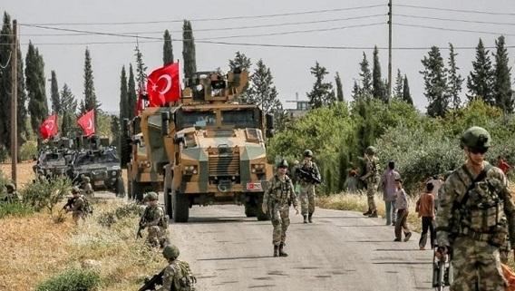 Thổ dừng Mùa xuân Hòa bình: Ngại đụng độ Quân đội Syria?