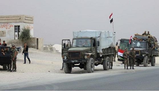 Syria tăng quân, đặt biên giới Thổ Nhĩ Kỳ trong tầm pháo