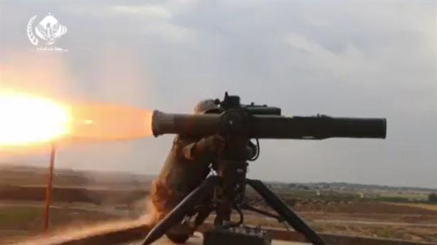 SDF bị tấn công bằng chính vũ khí Mỹ cung cấp