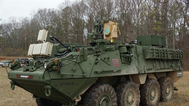 Mỹ tăng sức đánh chặn đối phương không cần đạn