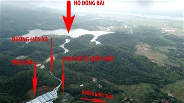 Trại lợn khủng xả thải vào sông Đà: Kiểm tra toàn diện