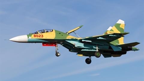 Belarus hoàn thành đại tu, nâng cấp Su-27UBK cho Việt Nam
