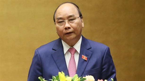 Thủ tướng nói về tình hình Biển Đông trước Quốc hội