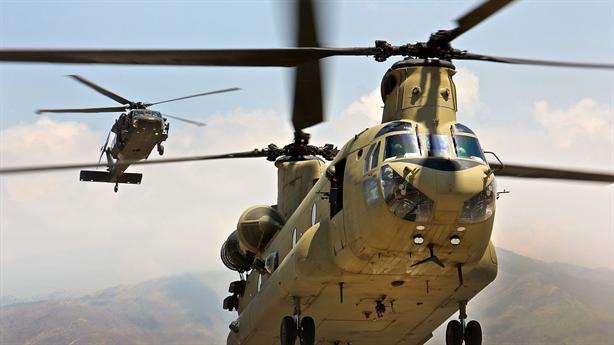 CH-47 Chinook được nâng cấp mới vẫn thua xa Mi-26
