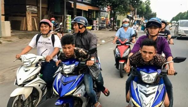 Hiệp sĩ Nguyễn Thanh Hải được tặng Exciter: 'Nhiều người muốn tặng'