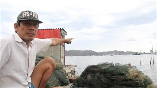 Bình Định rút quyết định cho thuê đất Đầm Thị Nại