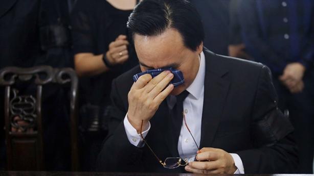 Bộ trưởng Phùng Xuân Nhạ thương tiếc Thứ trưởng Lê Hải An