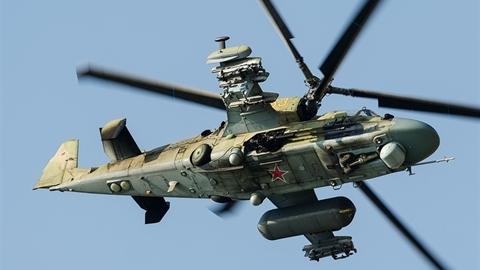 Nga khẩn trương nâng cấp Ka-52 sau thất bại tại Ai Cập